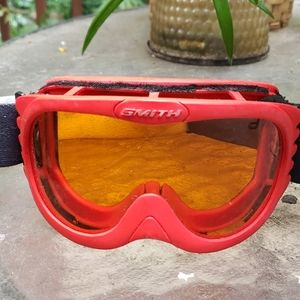 Smith Adjustable Kids Ski Goggles